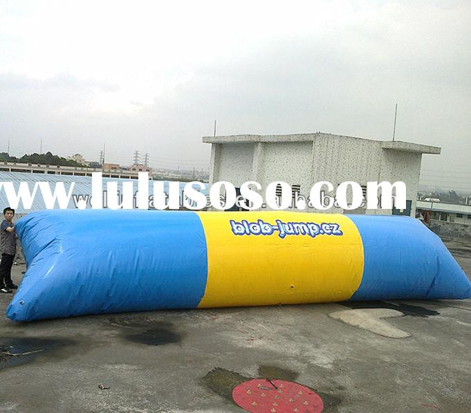 Good quality inflatable aqua blob/ the blob water toy