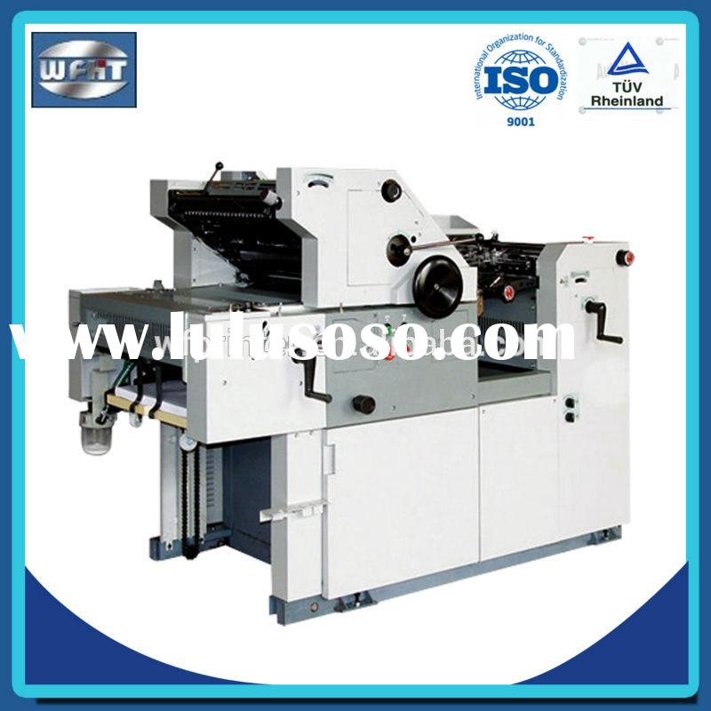 HT47II economical heidelberg offset printing machine price, offset printing machine price in india