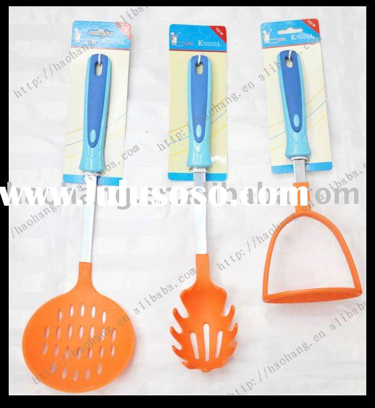 Newest Nylon kitchen utensils and their uses