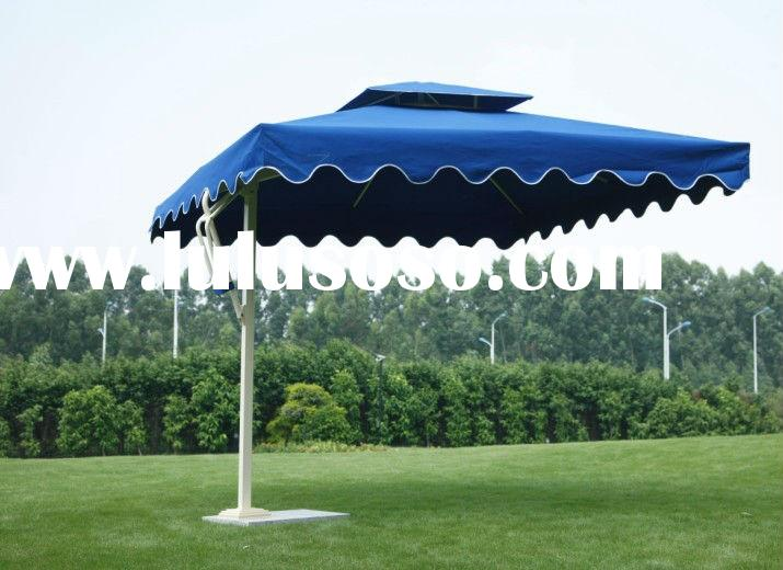 Patio Furniture Parts Great Beach Parasols Umbrella Beach Sun Shade  (DW U004)