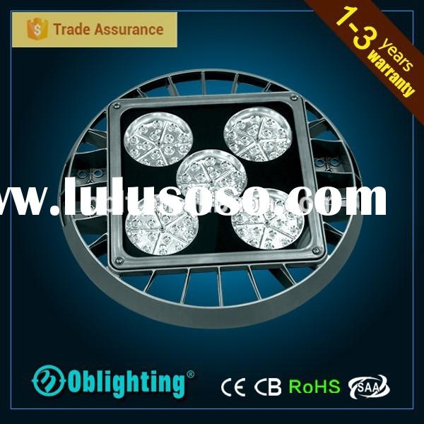 Round shape UFO style high bay IP65 80W to 180W canopy high bright led light