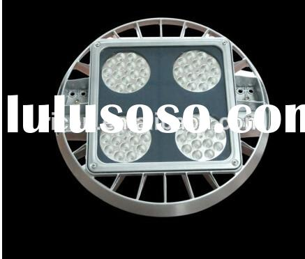 Round shapped Led canopy light for petrol station UL CE and RoHS