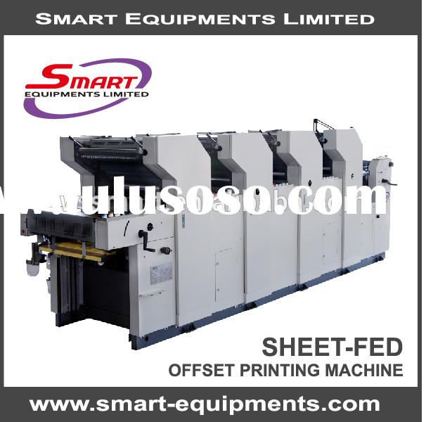 SMART Used Heidelberg Four Color Offset Printing Machine Price