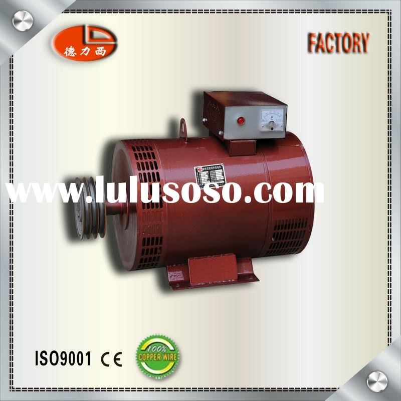 STC 100% Copper Wire Three Phase 30kw AC Alternator Cross Reference
