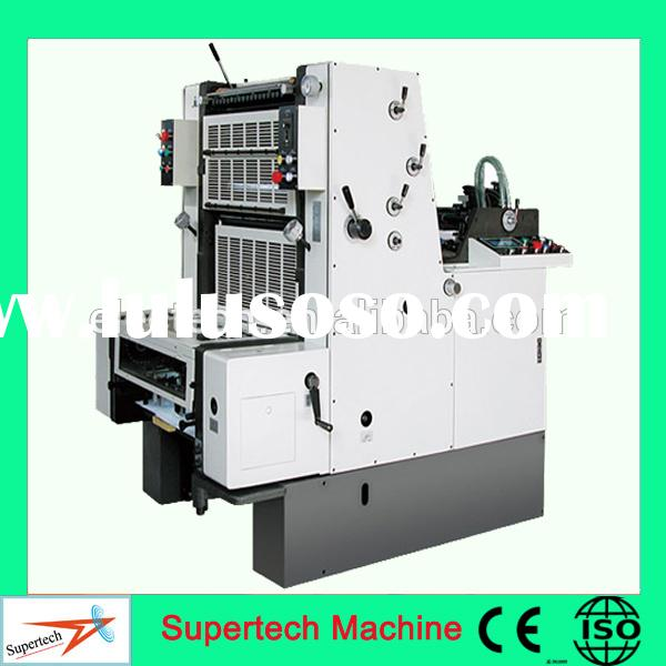 Single Color Heavy Heidelberg Offset Printing Machine Price