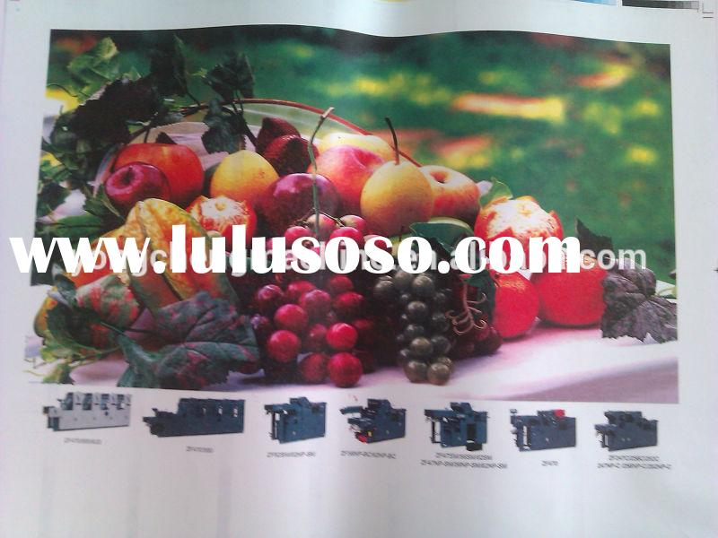 YC456II four color one side 2014 hottest mini offset printing machine price