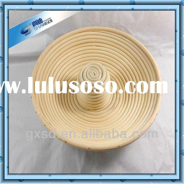 eco-friendly rattan metarial baking tools and equipment