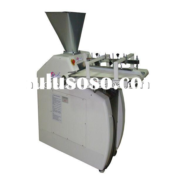tools and equipment used in cooking automatic dough divider and rounder