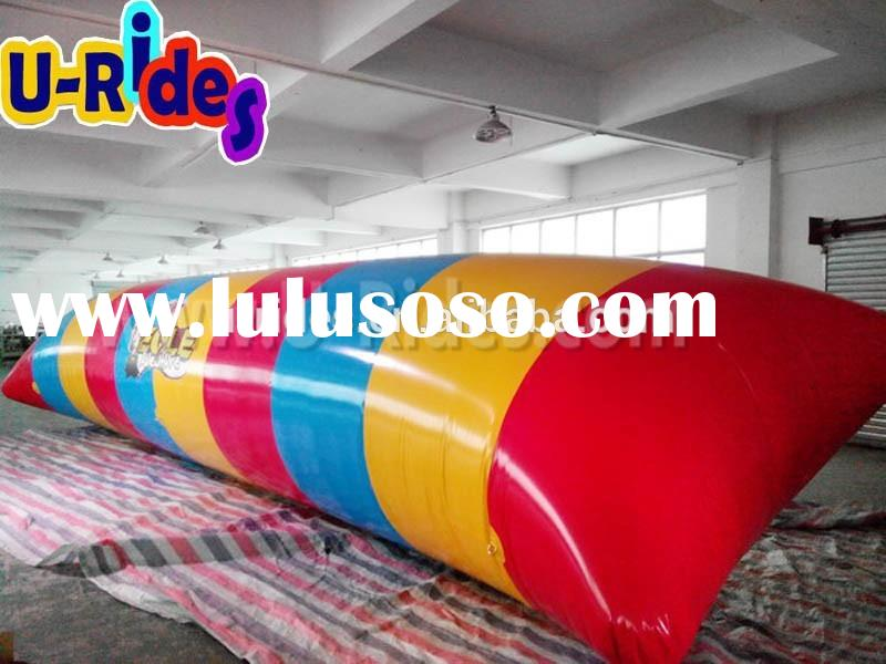 water inflatable blob for rental