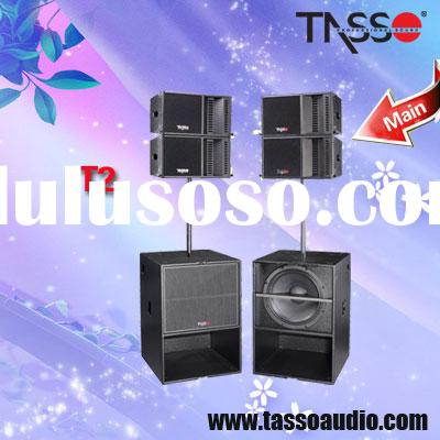 2-way wholesale speakers professional 18 inch subwoofer speaker box