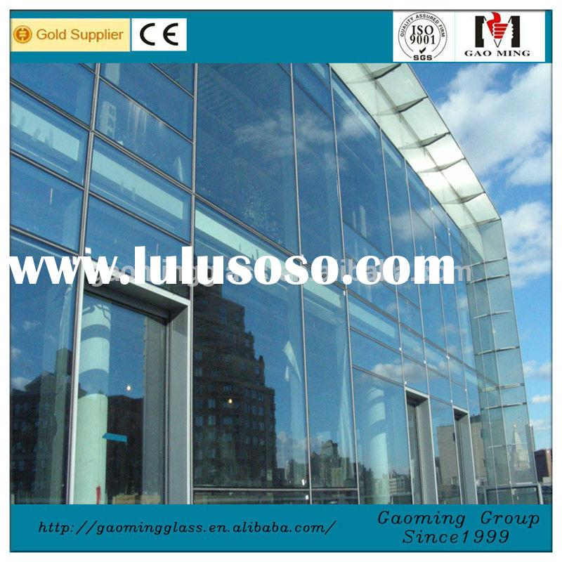 Aluminum Frameless Curtain Wall,Curtain Wall System