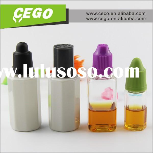 China manufacture plastic screw cap for bottle, custom made plastic bottle, small clear plastic bott