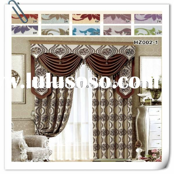 Electric Opening-closing curtains window treatments blackout curtains drapes