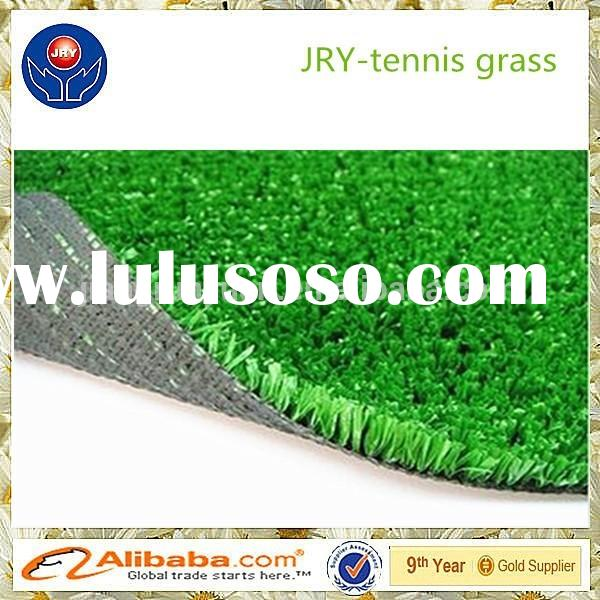 JRY--green artificial grass for paddle tennis court,cheap artificial grass carpet