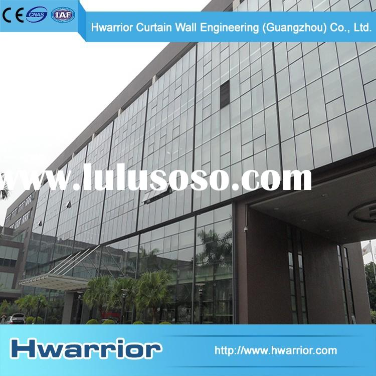 Manufacturers In China Frameless Glass Curtain Wall,Curtain Wall,Glass Curtain Wall