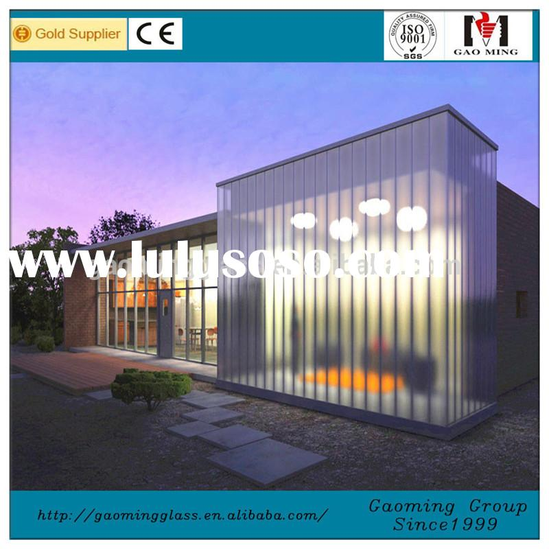 U Profile Glass Curtain Wall System from China Factory