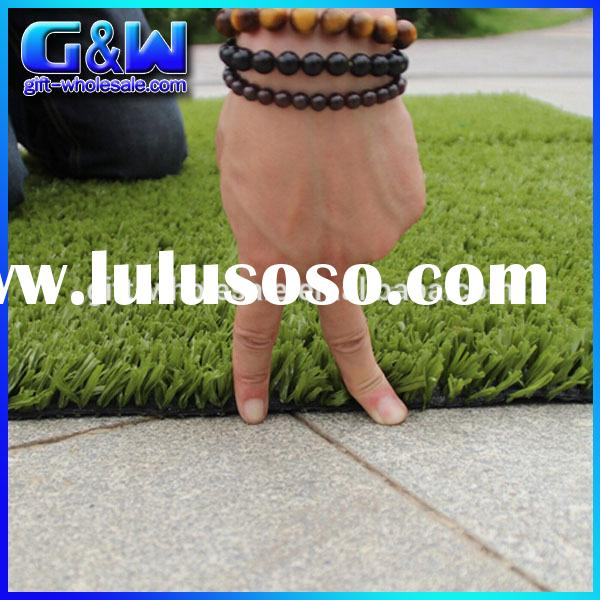Wholesale 35mm Grass Artificial Football Turf Carpet for Home/Garden Decorative cheap artificial gra