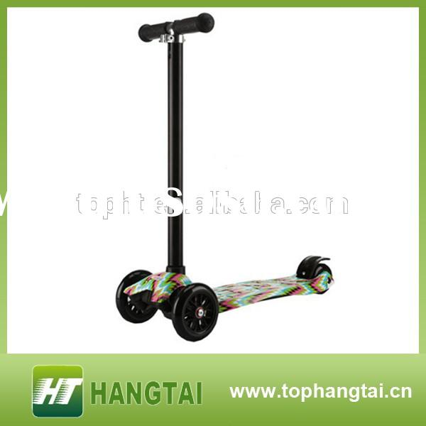 child gift maxi bicycle 4 wheels adult push scooters