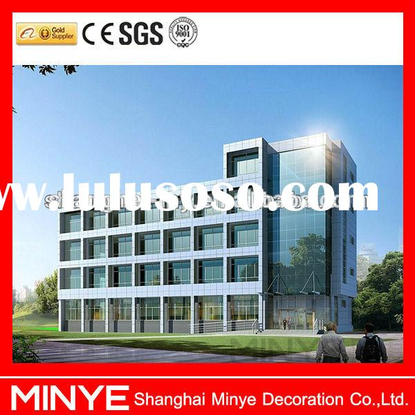 curtain wall system/curtain wall panels/frameless glass curtain wall