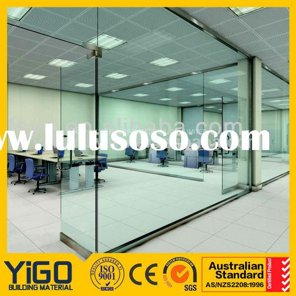 frameless glass,exterior glass walls