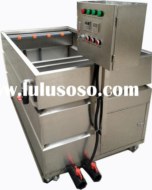 stainless steel hydrographic dipping equipment for water transfer printing dipping work