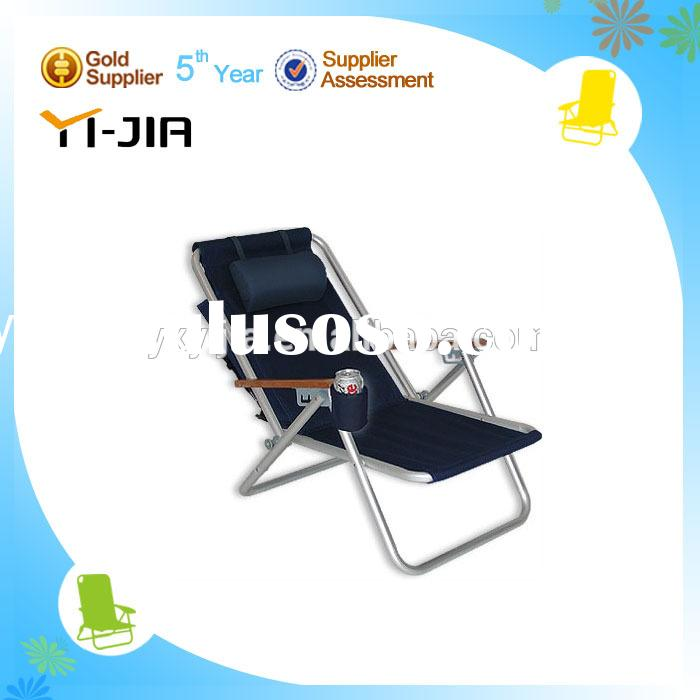 2014 High quality and cheap camping outdoor heavy duty moon chair folding chair