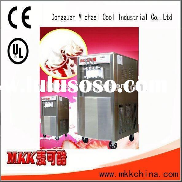 2015 Hot New design Chinese soft serve ice cream machine for sale