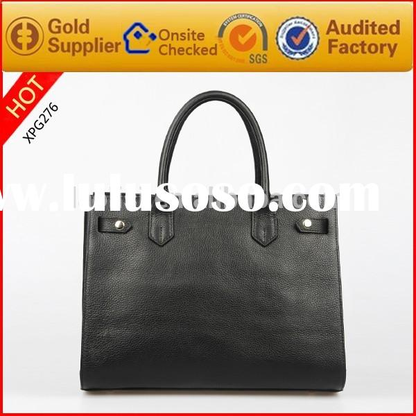 2015 new fashion women famous brand handbag leather designer handbag made in china