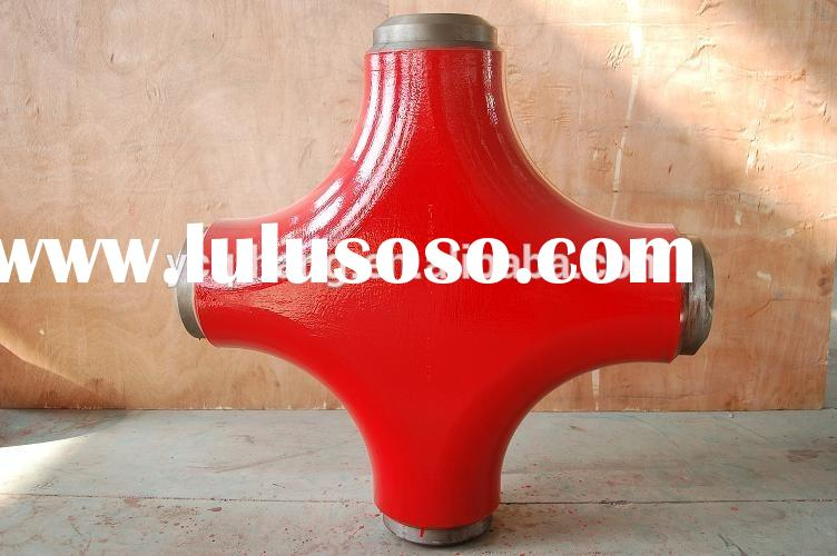 API 6A Block Cross,Cross Joint Pipe Fitting,High Pressure Fittings