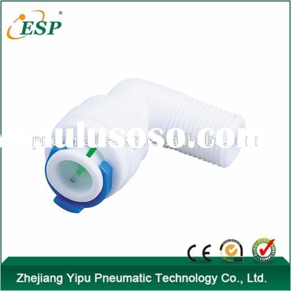ESP type L water tube fittings plastic fittings grab water fittings