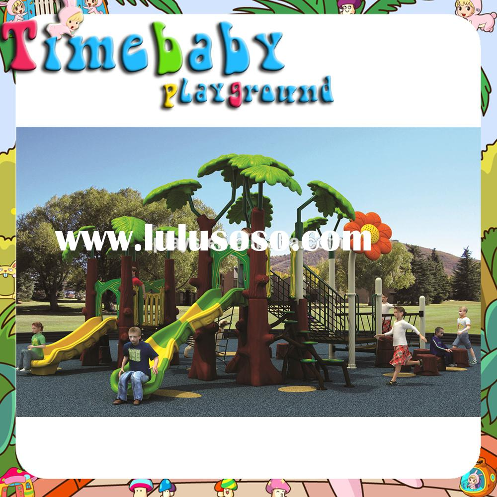 Eco-friendly plastic childrens rubber mats for outdoor playground