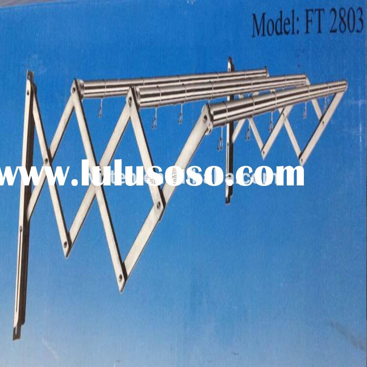 Wall Mounted Clothes Drying Rack Folding Wall Mounted