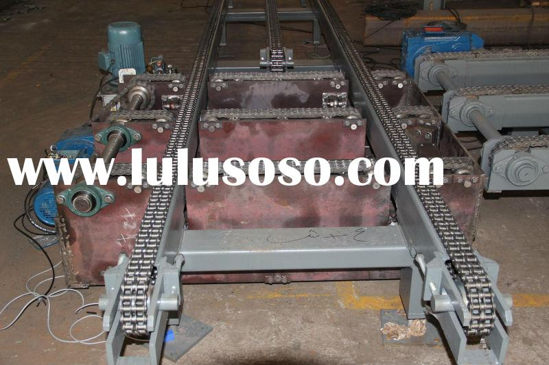 German technology AAC Block machine/AAC Block and panel line/AAC Block machine,Chain Conveyor