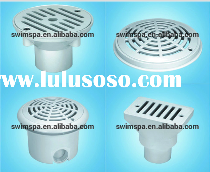 High quality water main drain , pvc fittings for liner pool