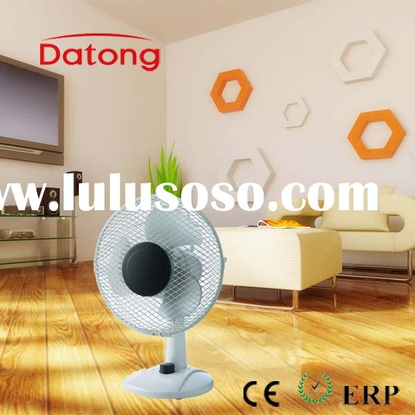 Home appliance electric small desk fan, table cooling fan