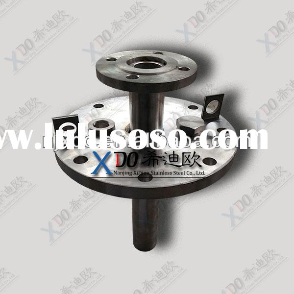 Incoloy825 Incoloy 800H/HT Inconel 718 high tension hardware products stainless steel anchor flange