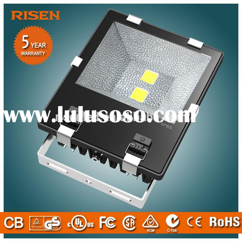 Industrial Light Meanwell photocell 100w led flood light