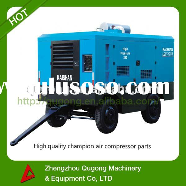 LGCY-12/10 diesel mobile screw champion air compressor parts
