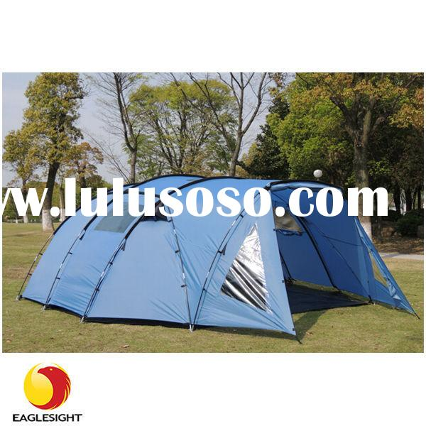 Large family camping tent 6 person