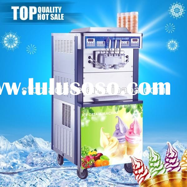 Low-Power Commercial Soft Ice Cream Machine For Sale