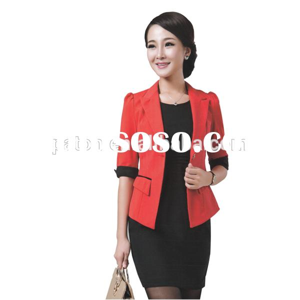 Office Uniforms Staff, guangzhou factory price