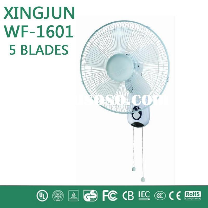 Small home appliances electric wall fan from zhongshan factory - Alibaba china supplier wall fan
