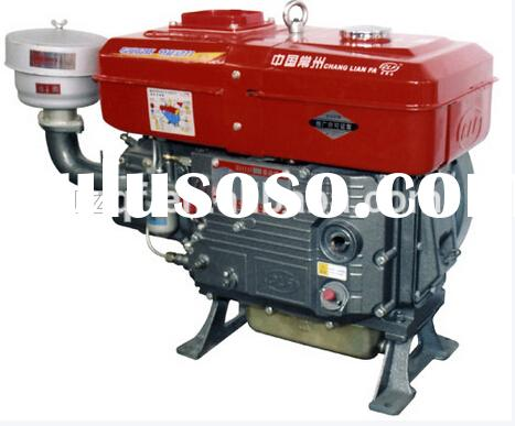 Small single cylinder 22HP diesel engine water cooling system Small diesel engine