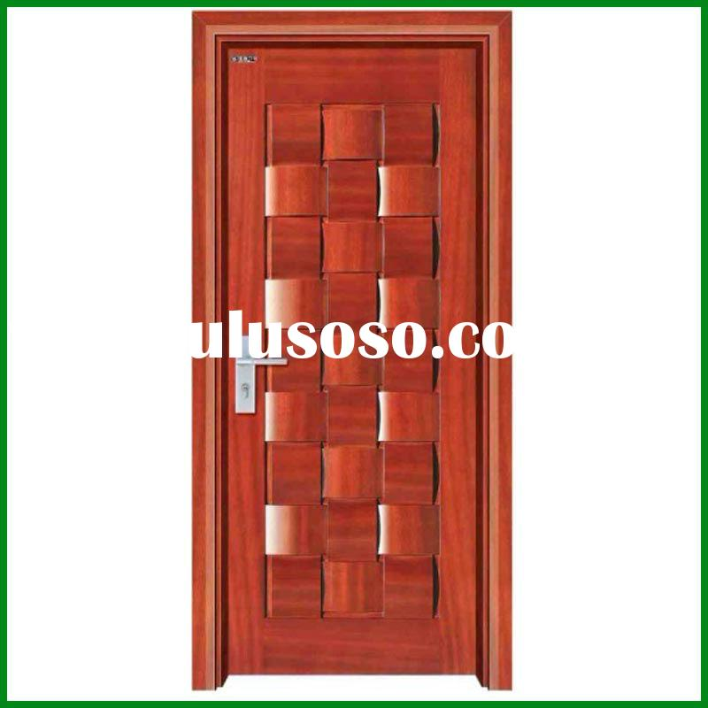 Solid Core Interior Wood Doors BG-W9023