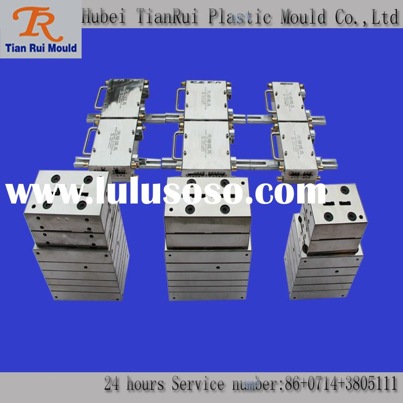 Wood Plastic Furniture Plastic Accessories Mould
