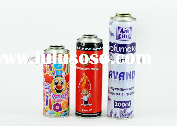 aerosol can/printed package aerosol tin-can