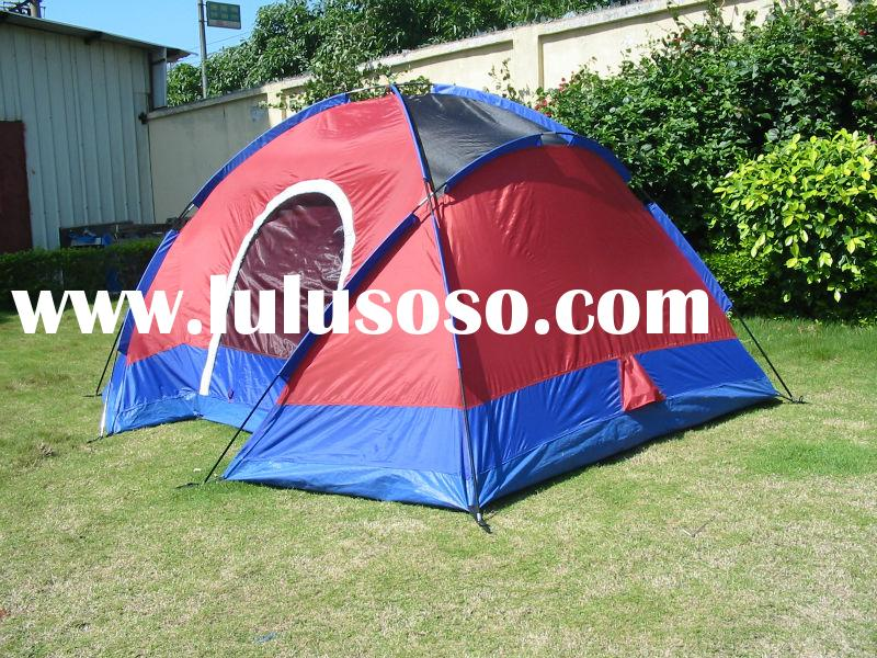 alibaba supplier large family camping tent