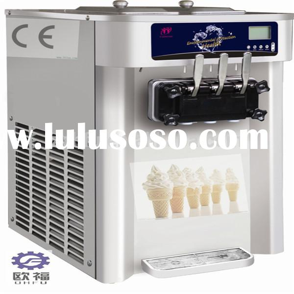 delicious used soft ice cream machine ,ice cream machine for sale