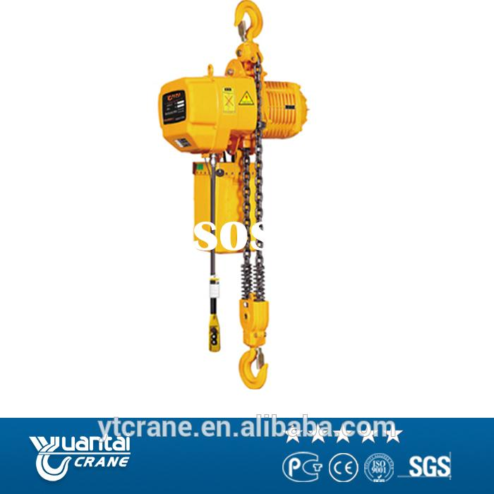 electric chain hoist/chain block/chain hoist 1t