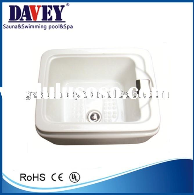 feet wash basin/foot tub/acrylic foot basin-washing
